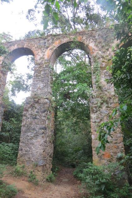 Ruínas do Aqueduto